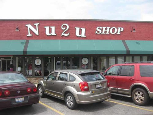 Wedding dress sale at Nu2u Jan. 19