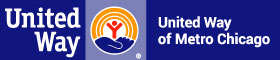logo of the United Way of Metro Chicago South-Southwest Suburban Region an organization that works with key corporate and agency partners, donors and volunteers to change the story for individuals, families and entire communities in the south-southwest suburbs